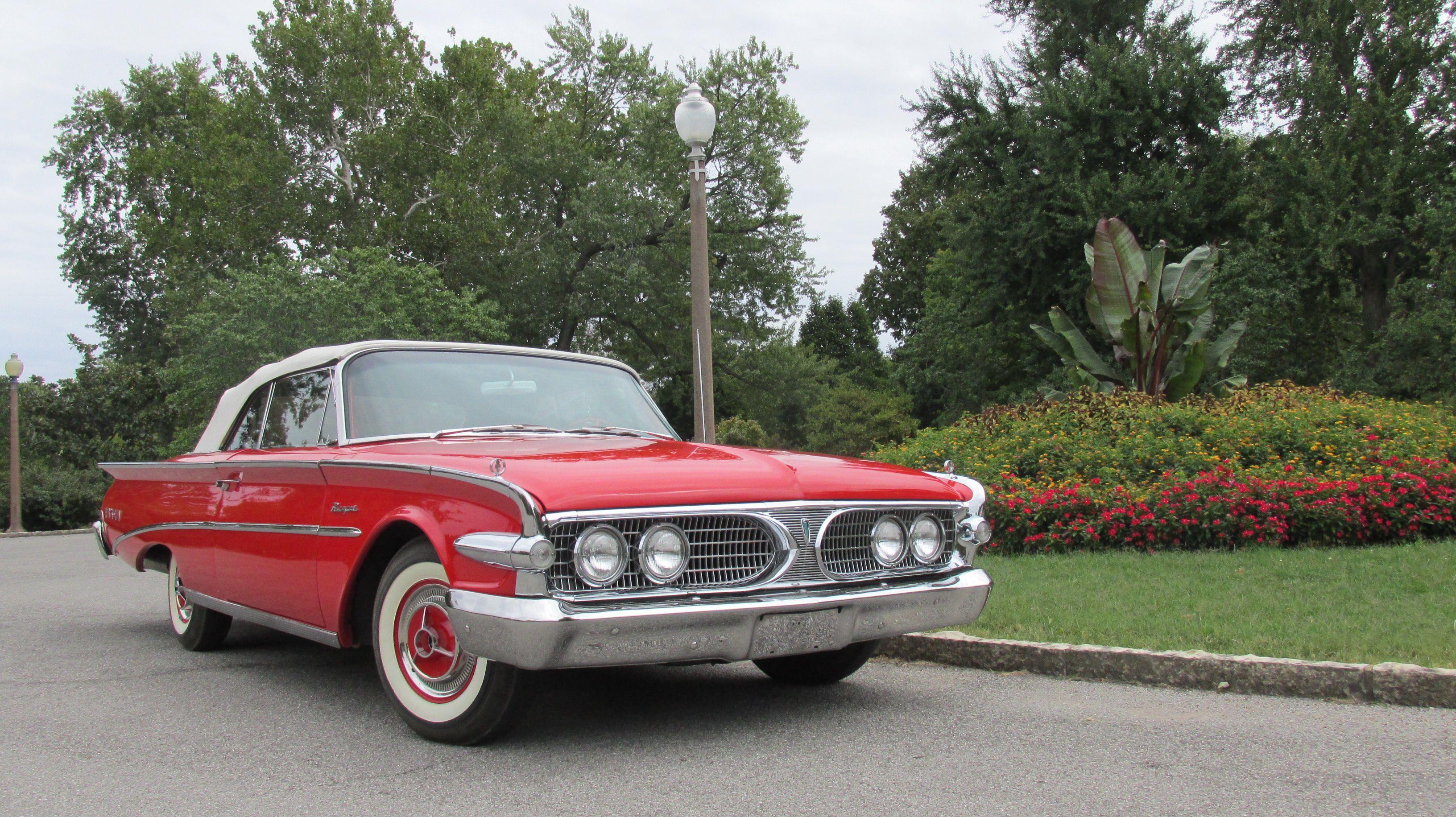 1960 Ford Edsels
