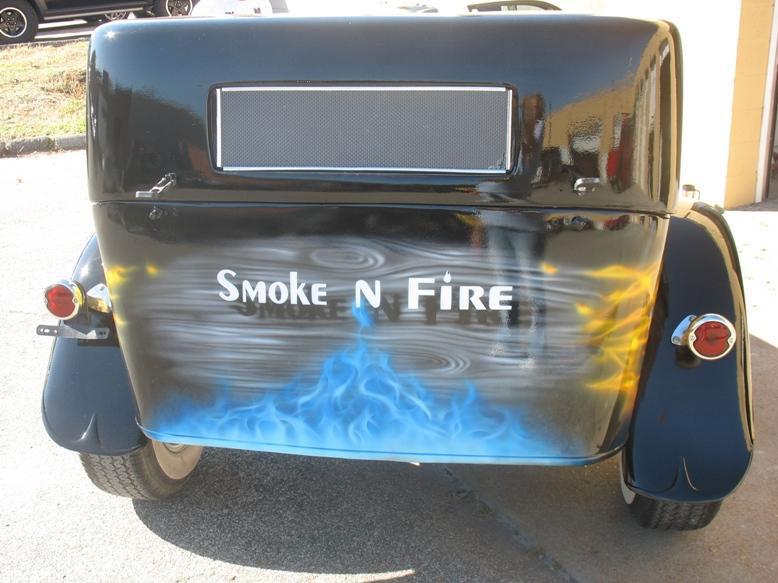 Custom BBQ/Smoker Trailer