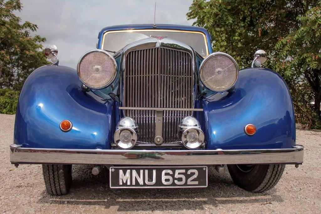 1948 alvis TA 14